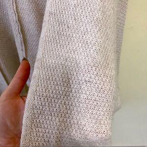 Brandy Melville Sweaters - Brandy Melville Beige Knit Cardigan